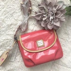 Dooney & Bourke Pink Ribbon Crossbody Bag